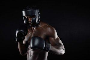 Cours de sports de combat