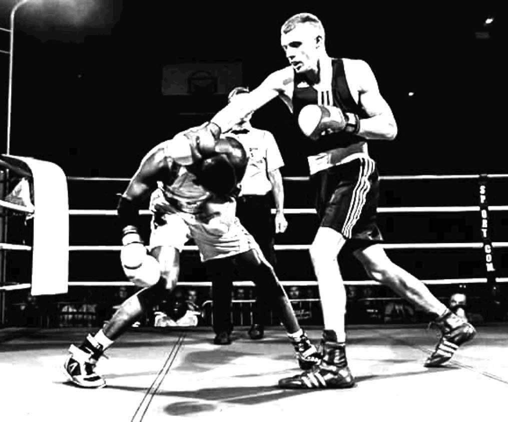 Club de Boxe Anglaise