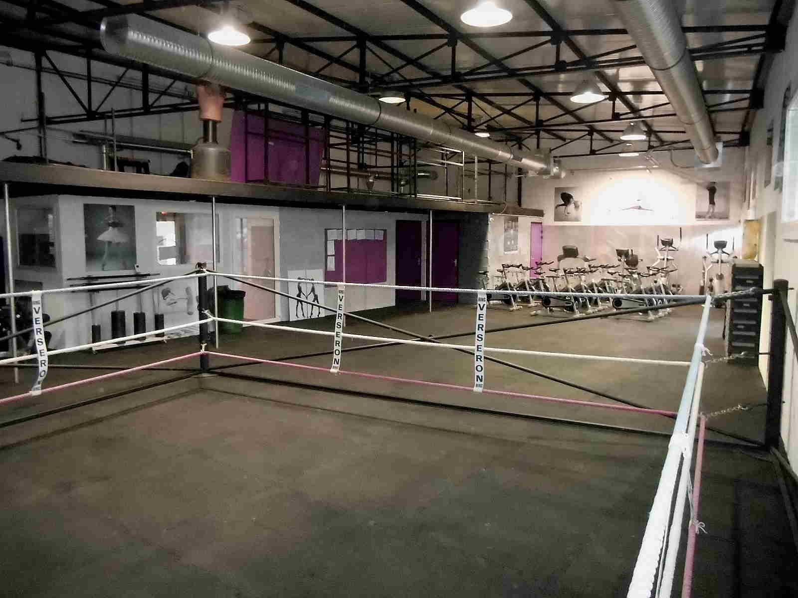 boxing-club de villedieu les poêles