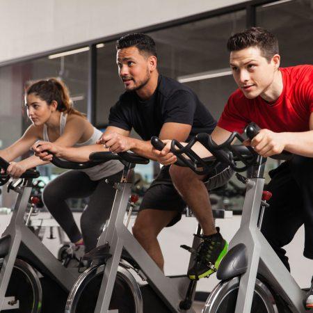 Cours de renforcement musculaire et cardio-respiratoire
