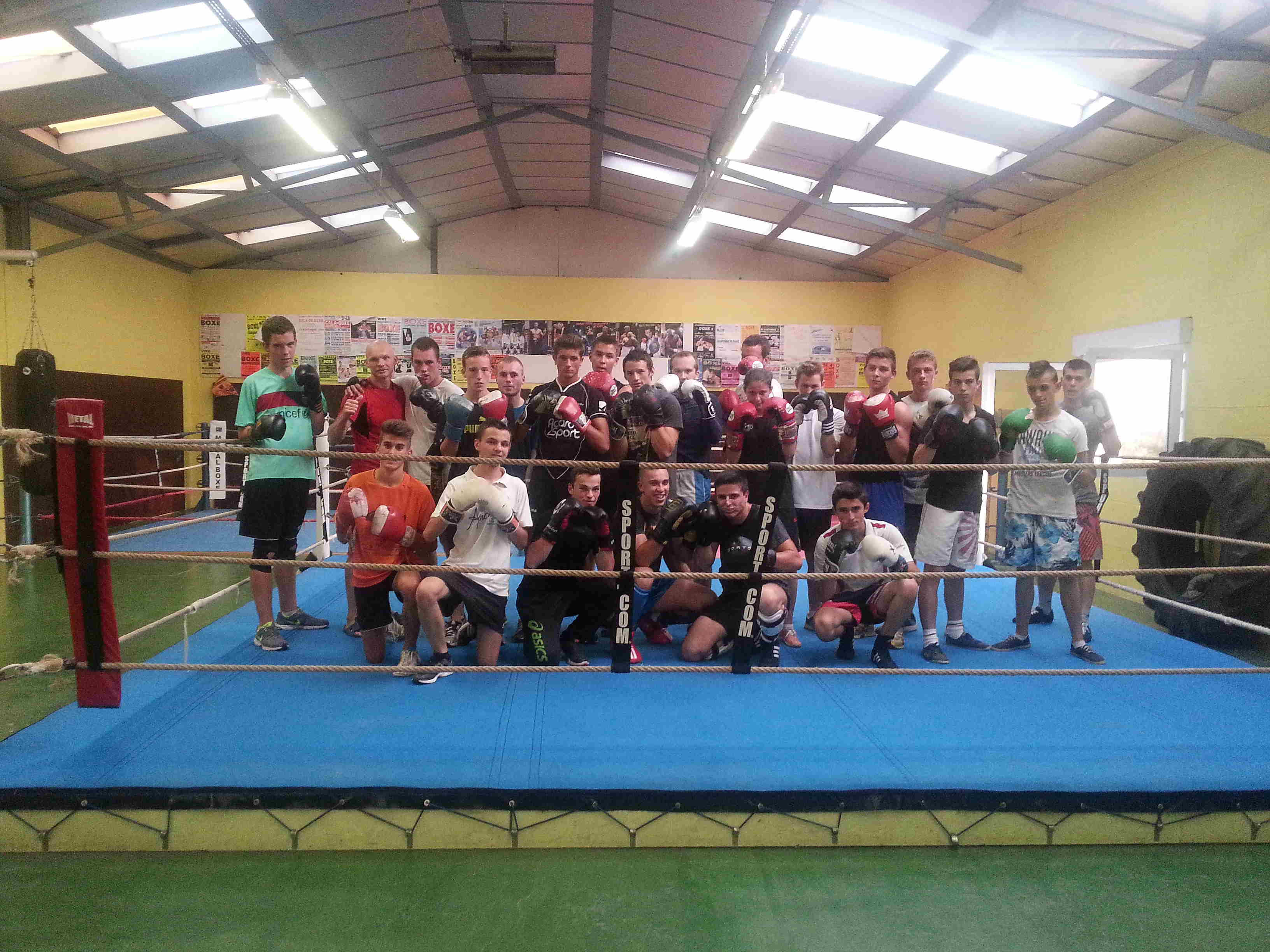boxing-club de vire